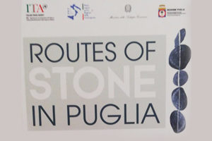 Routes of Stone in Puglia 2016